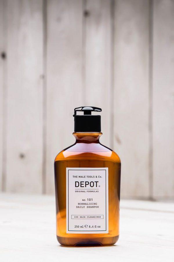 Depot No. 101 Normalizing Daily Shampoo