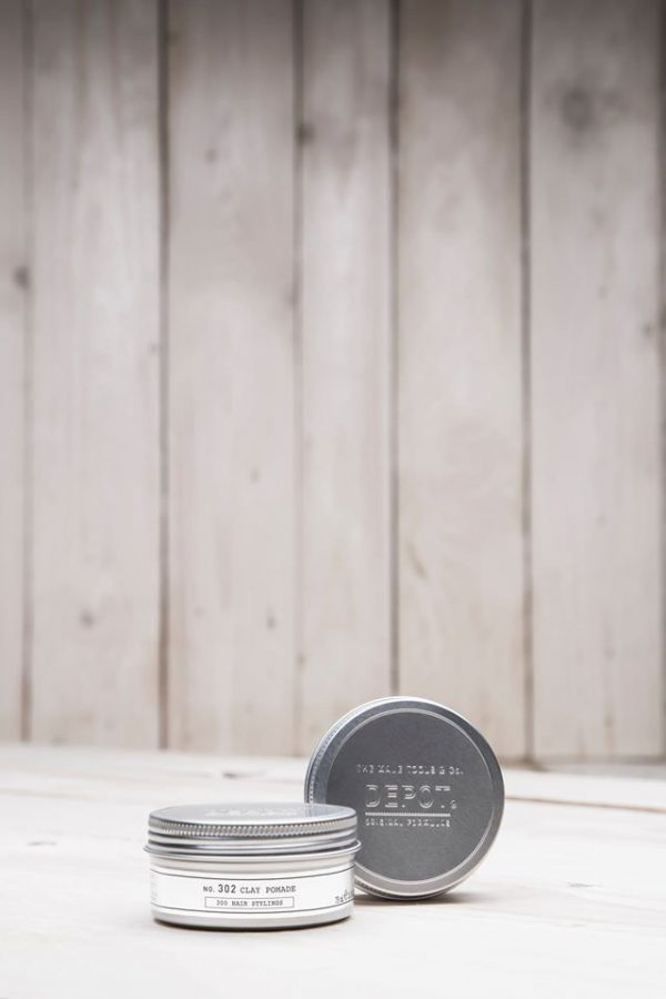 Depot No. 302 Clay Pomade