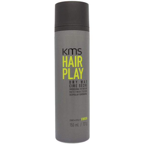 KMS Hairplay Dry Wax