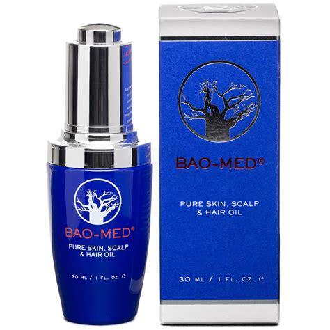 Bao-Med pure skin & scalp oil