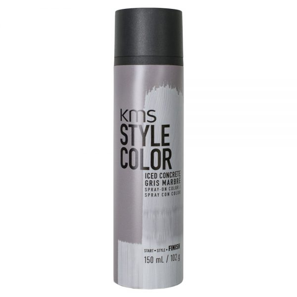 KMS STYLE COLOR Iced Concrete