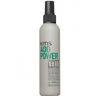 KMS Add Power Thickening Spray (200ml)